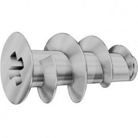200 St  Gipskartonplug kunststof 4-6mm