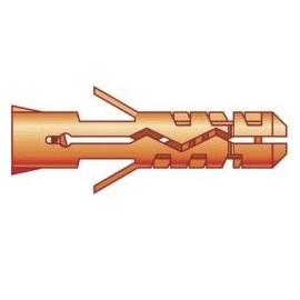 50 St  MN plug nylon 10x50mm