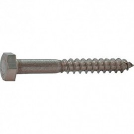 100 St  Plugclip dubbel 20-25 mm naturel