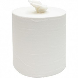 Dispenser industrie maxi kunststof wit