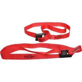 Spanband rood  25mmx1.0m set/2st