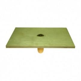 Raapbord hout 500x400 252300