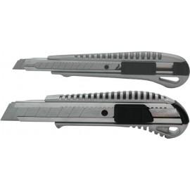 Afbreekmes autolock 9mm metaal 127005