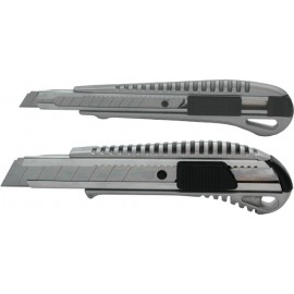 Afbreekmes autolock 18mm Metaal 127006