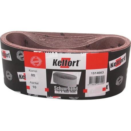 10 St Schuurband 110x620 mm K80