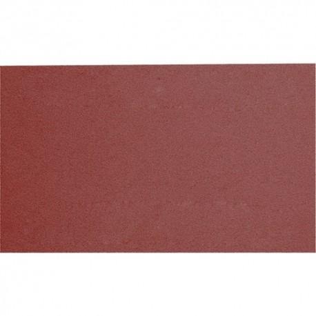 50 Stuks Klitsch. strook rood 80x133 k60 z.gaten