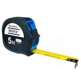 Wofix BlackMax Rolmaat 5M x 32mm